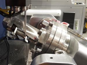 Eurospark CNC EDM Hole Drill 2