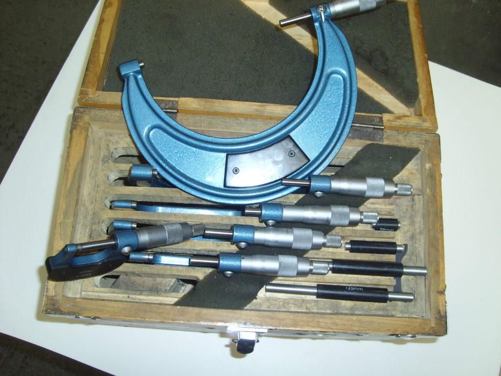 Eurospark External Micrometer Set